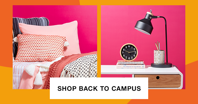 Shop Back to Campus